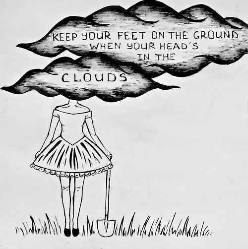 White brick and black mourning dress lyrics