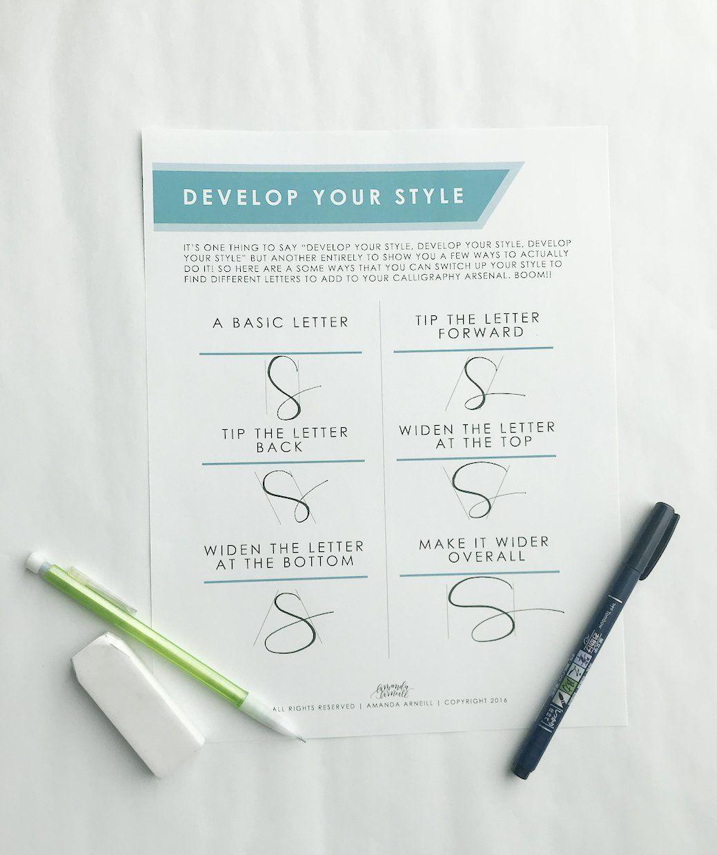 5 Free Handwriting Practice Worksheets