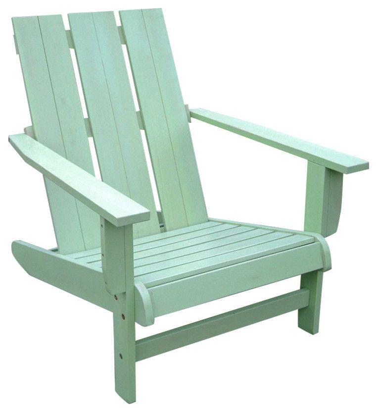 Cape Cod Adirondack Chair Green Wood Adirondack Chairs Outdoor