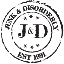 Junk & Disorderly shop in North Shore | vintage treasure trove