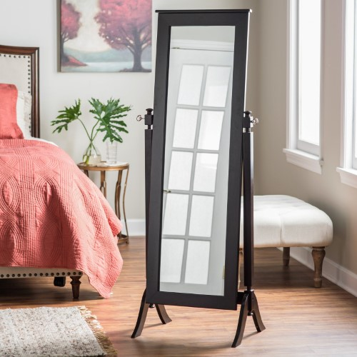 Belham Living Traditional Cheval Mirror Elegantly Crafted From Durable Wood With A Handsome Espresso Finish Dressing Room Design Home Decor Home Decor Mirrors