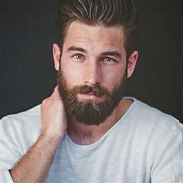 featuring cool and edgy hairstyles for men with beards and