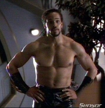 Fabric Fobs Tyr Anasazi Worn by Cobb in the TV show Andromeda! Keith Hamilton Cobb Andromeda Costume Relic Keychain