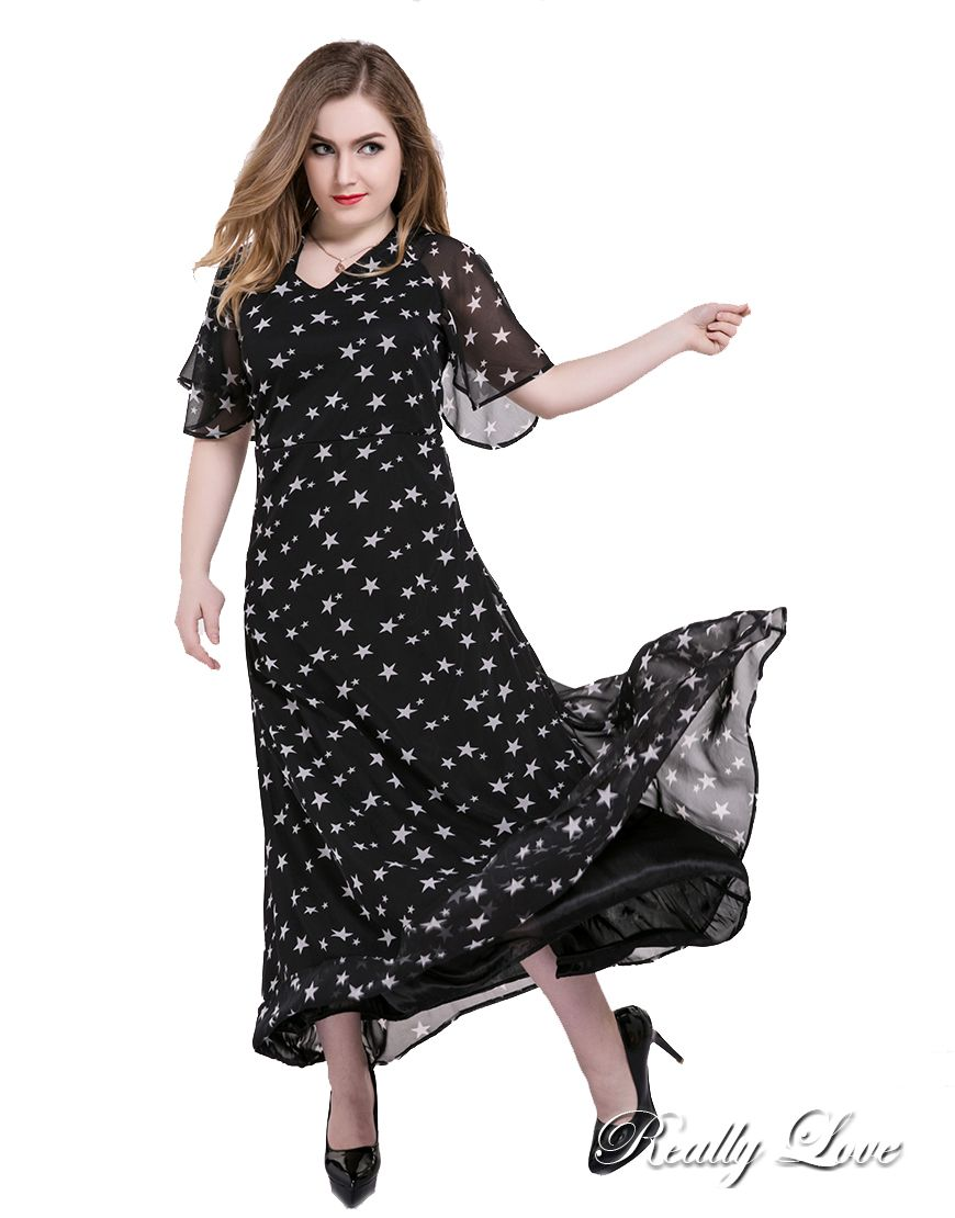 Cheap maxi casual dresses buy quality plus size summer dress