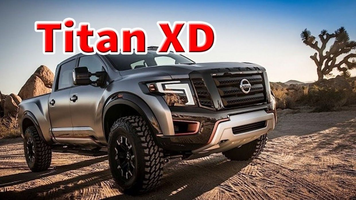 2021 Nissan Titan Diesel Performance And New Engine In 2020 Nissan Titan Nissan Titan Xd Nissan