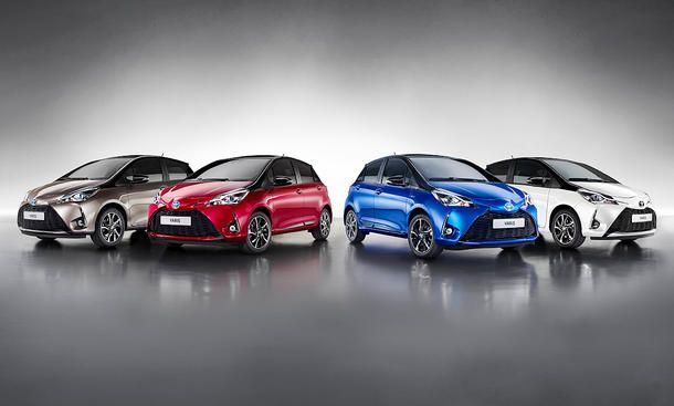 Toyota Yaris Xp13 Seit 2011 Motor Preis Toyota Neue Autos Und Coole Autos