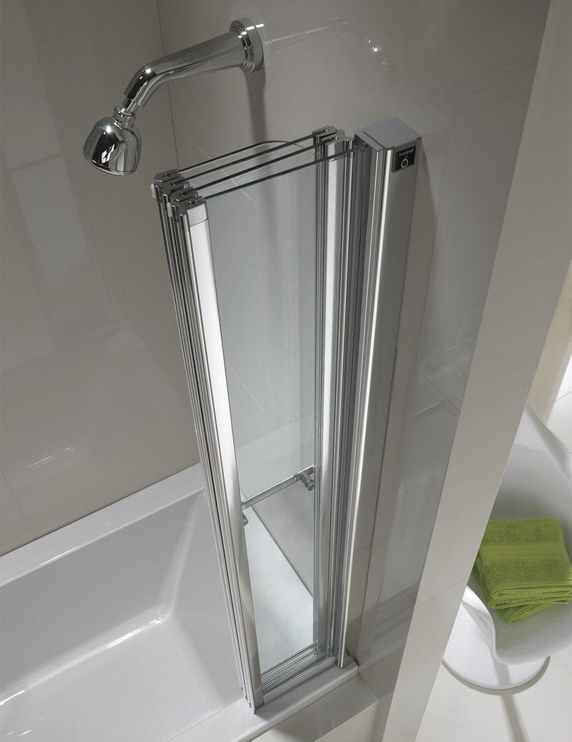 Additional Image Of Twyford Geo6 4 Fold Bath Screen 1500 X 1000mm G61979cp Bath Bath Shower In 2020 Bath Shower Screens Tub Shower Doors Shower Screen