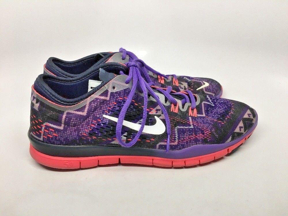 0007f055dfa8 NIKE FREE 5.0 TR FIT 4 Womens Sz 9.5 Crossfit Athletic Shoes  629832-402   Nike  RunningCrossTraining