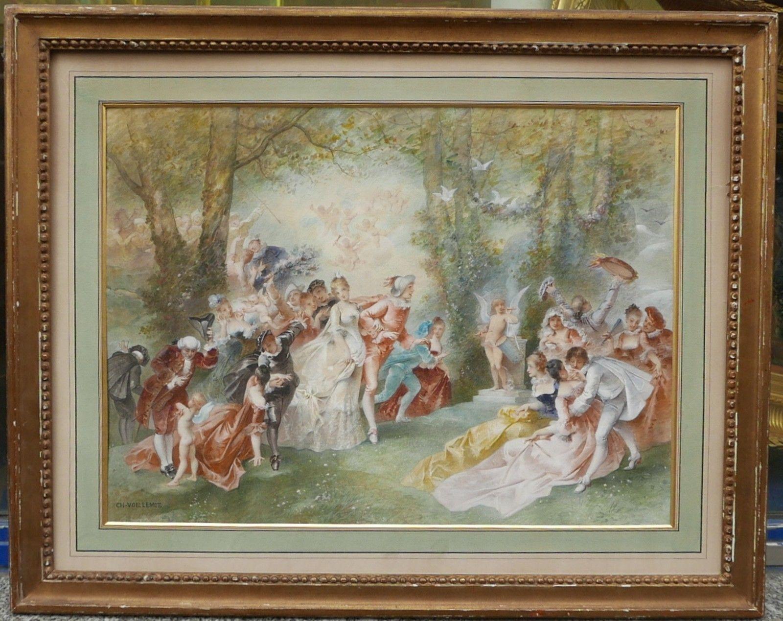 Aquarelle 45 Cm X 62 Cm Peinture Peinture Aquarelle Aquarelle
