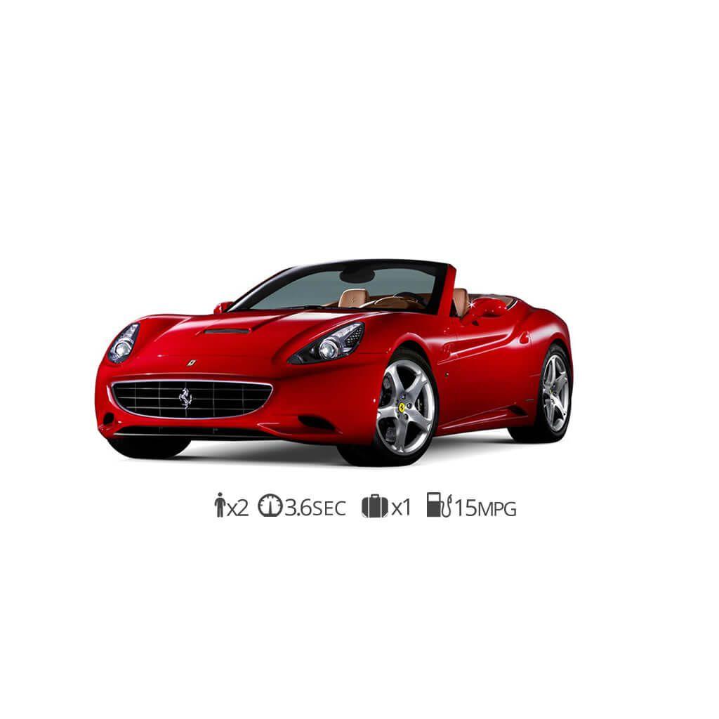 Rent Ferrari California At Ferrari California Luxury Car Rental Ferrari California T