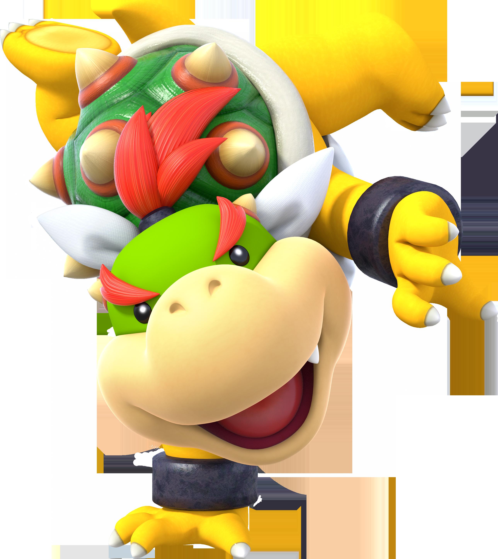 Bowser Jr Mariowiki Fandom Powered By Wikia Super Mario Bros Super Mario Art Super Mario Party
