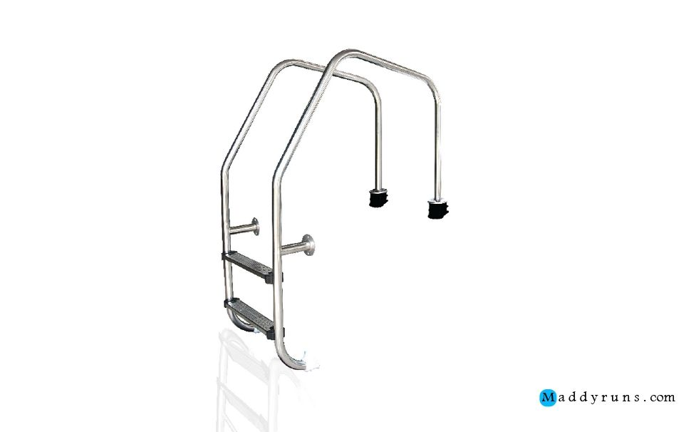 Swimming Pool:Swimming Pool Ladder Installation Above Ground Pool ...