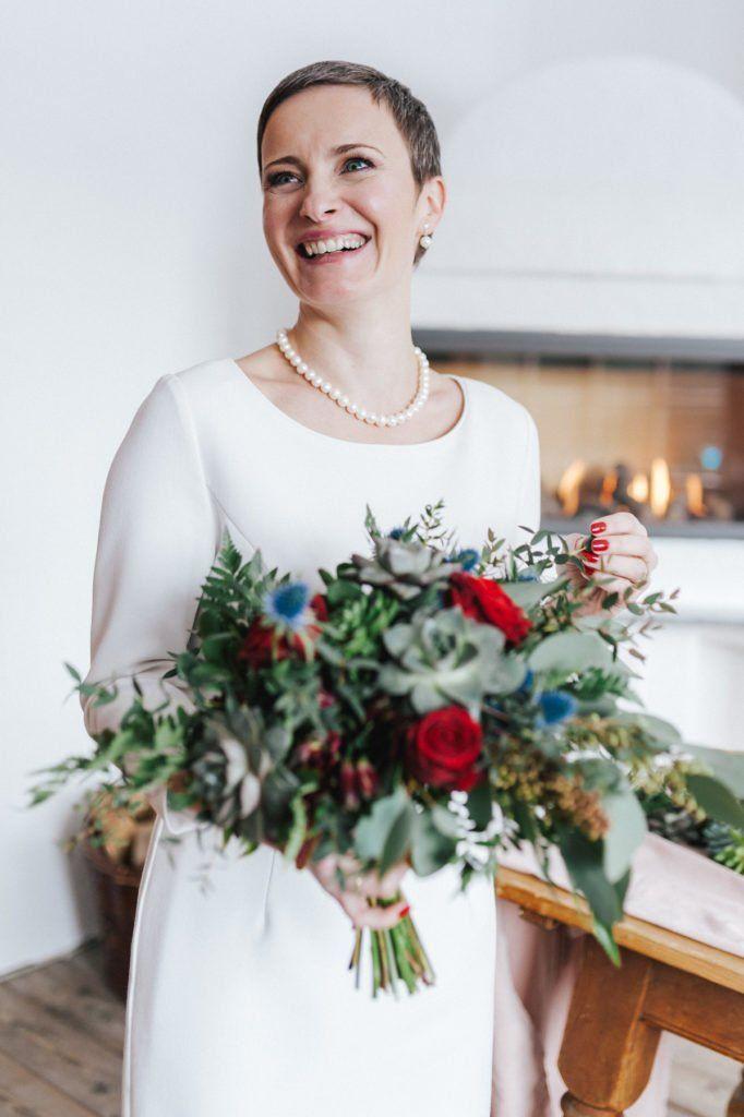 Winterelopement Olga Und Patricks Hochzeit Ohne Gäste