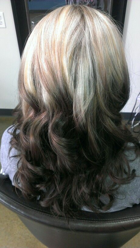 Reverse Ombre By Briitany Reverse Ombre Hair Ombre Hair Balayage Hair Grey