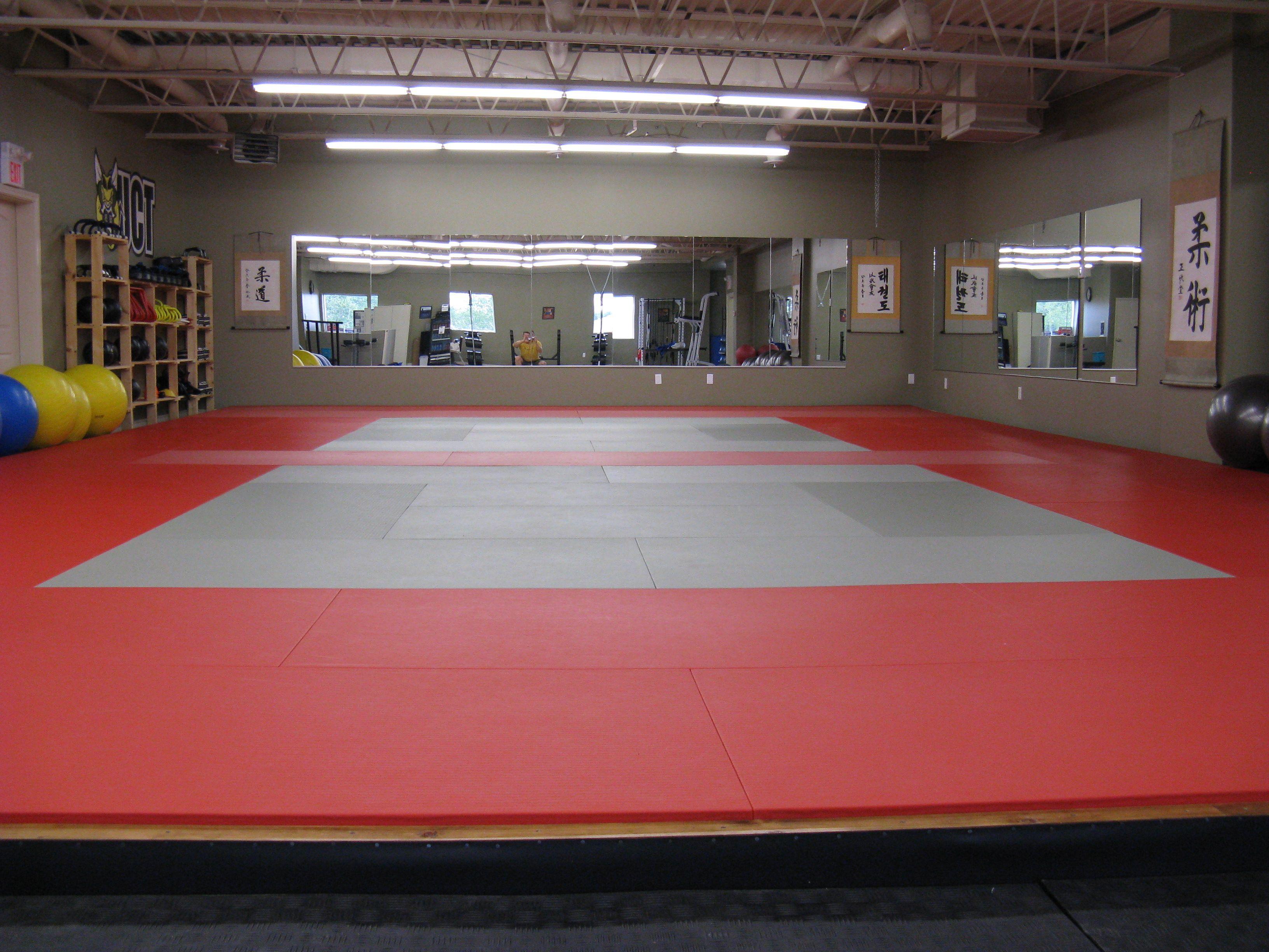Dojo Judo Karate Artes Marciales Arquitectura