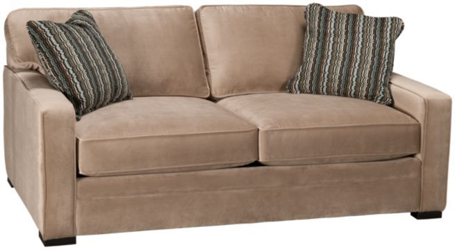 Jonathan Louis condo sofa doubles as sleeper for Studyxoxo Stash