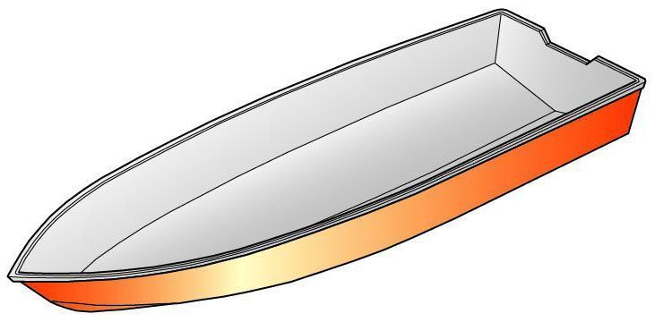"""Bauplan Ausbauschale """"ABS-707SP"""""""