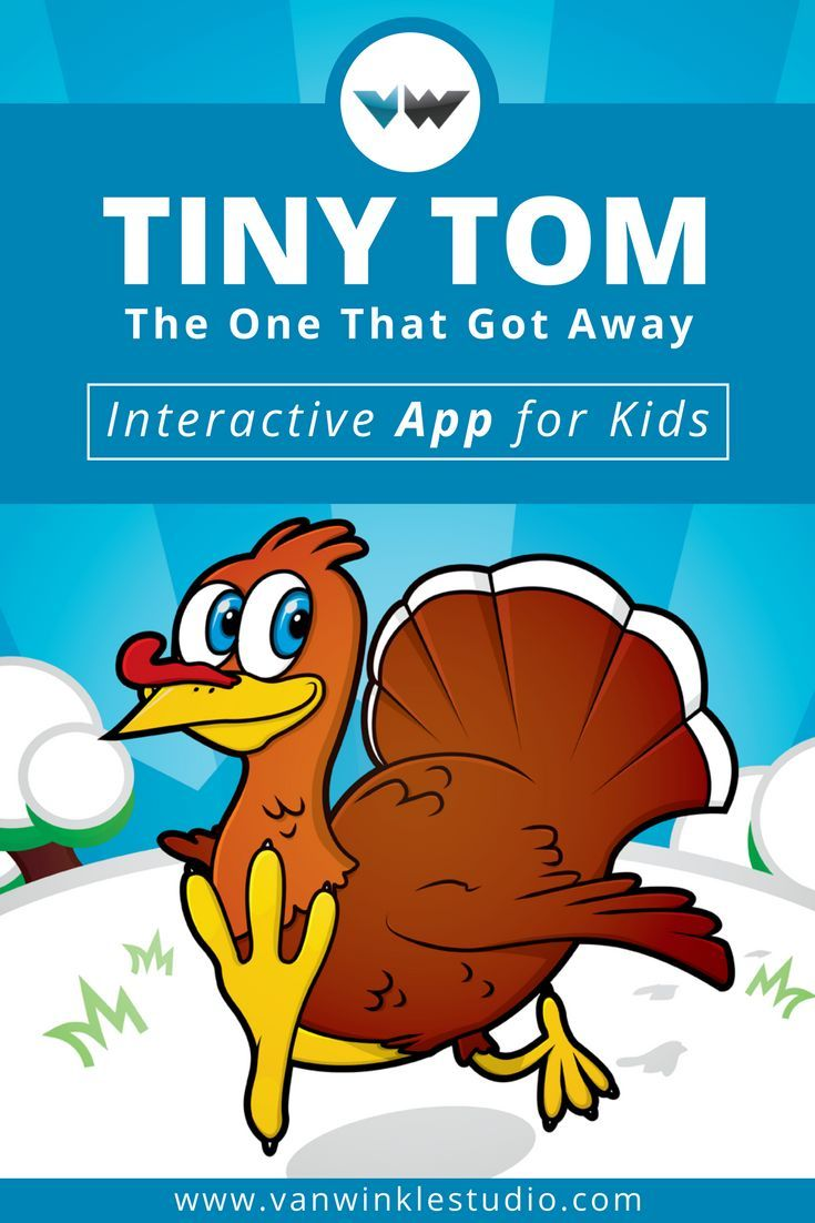 App For Kids: Tiny Tom — The One That Got Away | Pinterest | Tiny toms