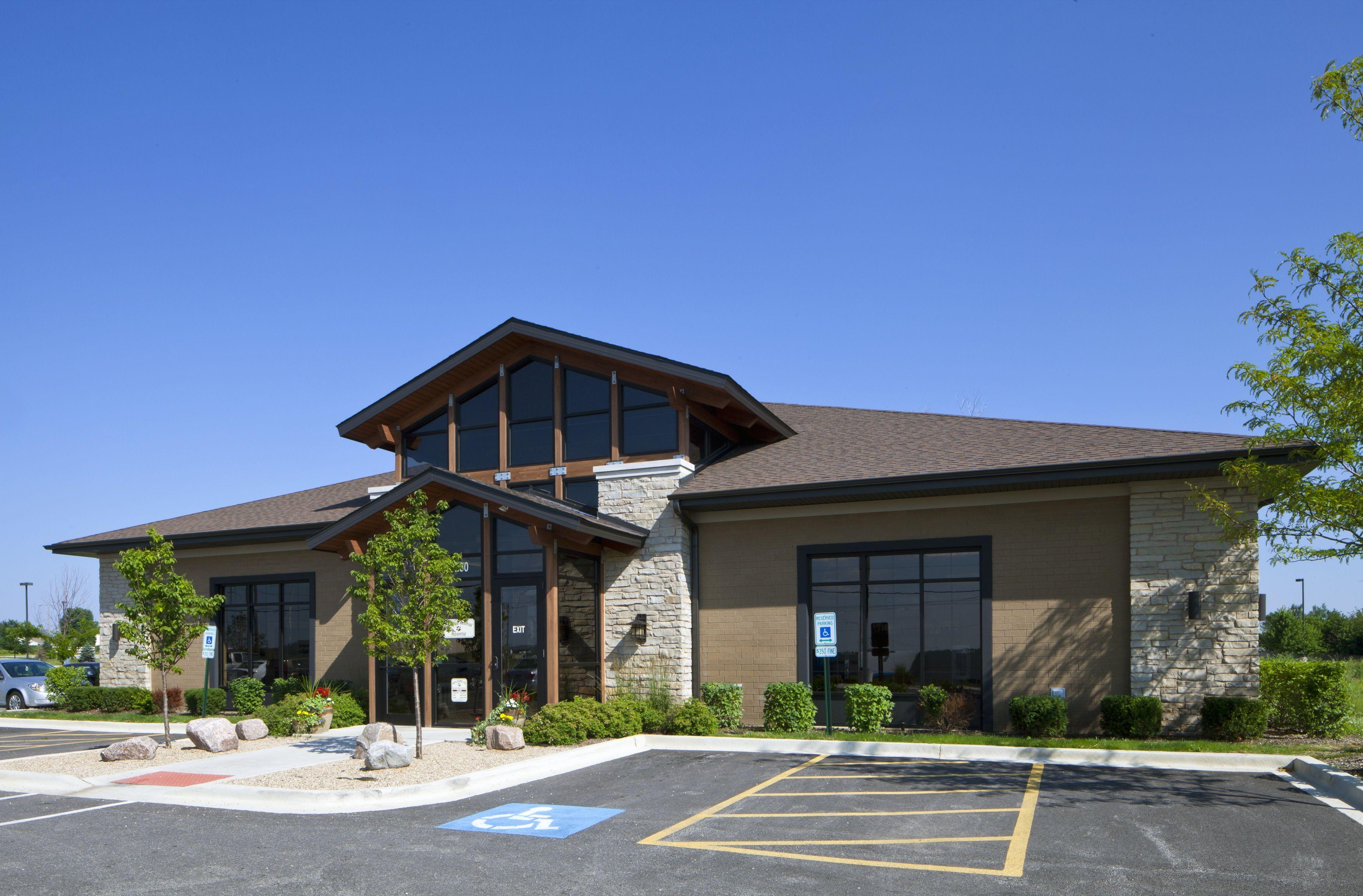 Oswego Animal Hospital Oswego Il Hospital Design Building Design Plan Veterinary
