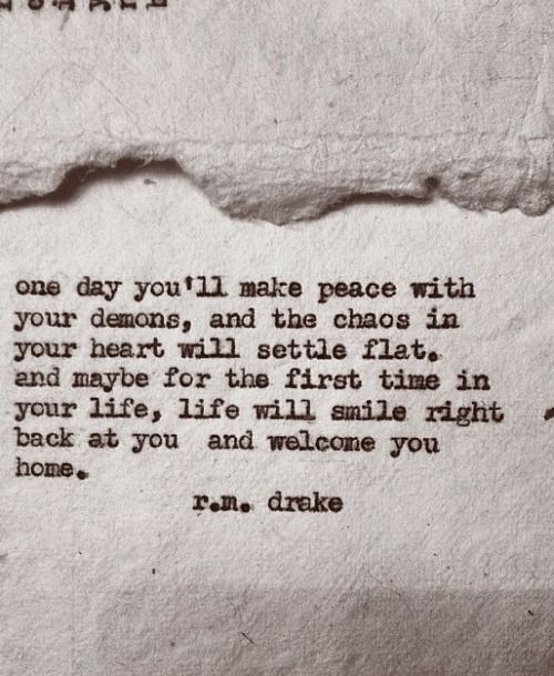 R M Drake Google Search Poetry Pinterest Quotes Drake