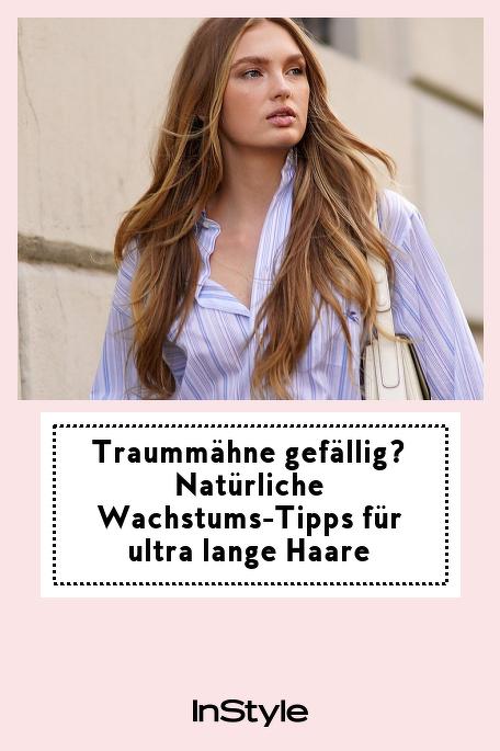 Haarwachstum beschleunigen Die besten Tipps für richtig lange Haare Gallery