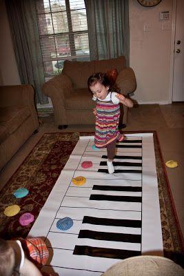 Giant Floor Piano Piano Lessons Floor Piano Learn Piano