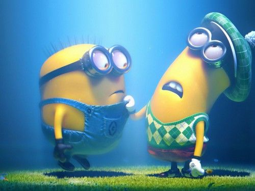 Despicable Me Minions 1920x1080 Wallpapers Hq Pinterest