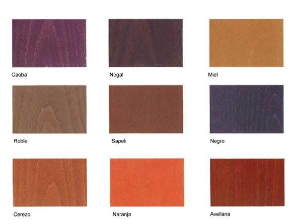 Amplia gama de color para barnizar sus puertas puertas for Colores para puertas de madera interiores