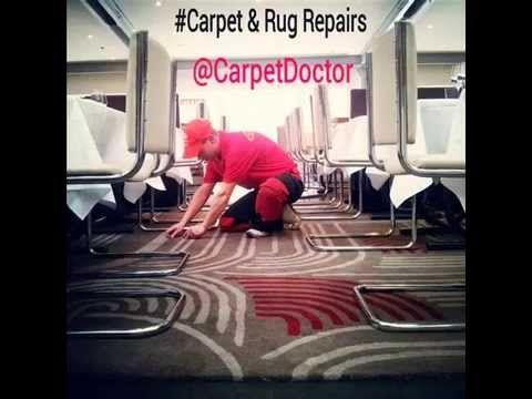 Carpet Repairs By Carpet Doctor In Tamworth Carpet Repair Repair Carpet