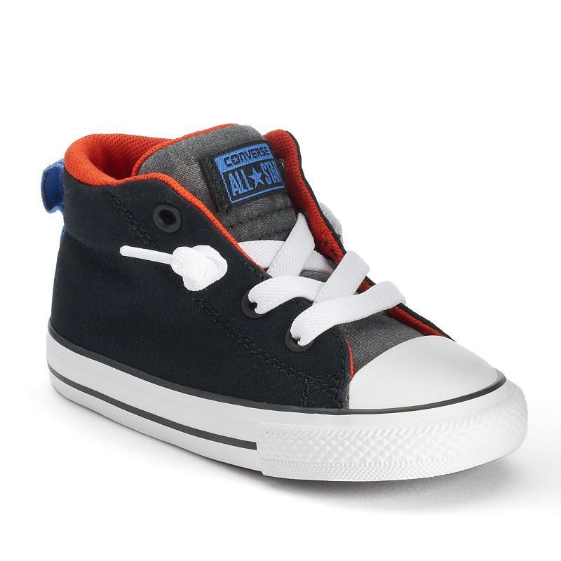 b553eeb89766 Baby   Toddler Converse Chuck Taylor All Star Street Mid Sneakers ...
