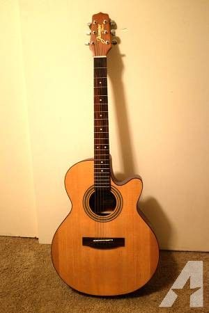 Jasmine S34c Acoustic Guitar Almost New Only 70 70 Guitar Acoustic Acoustic Guitar