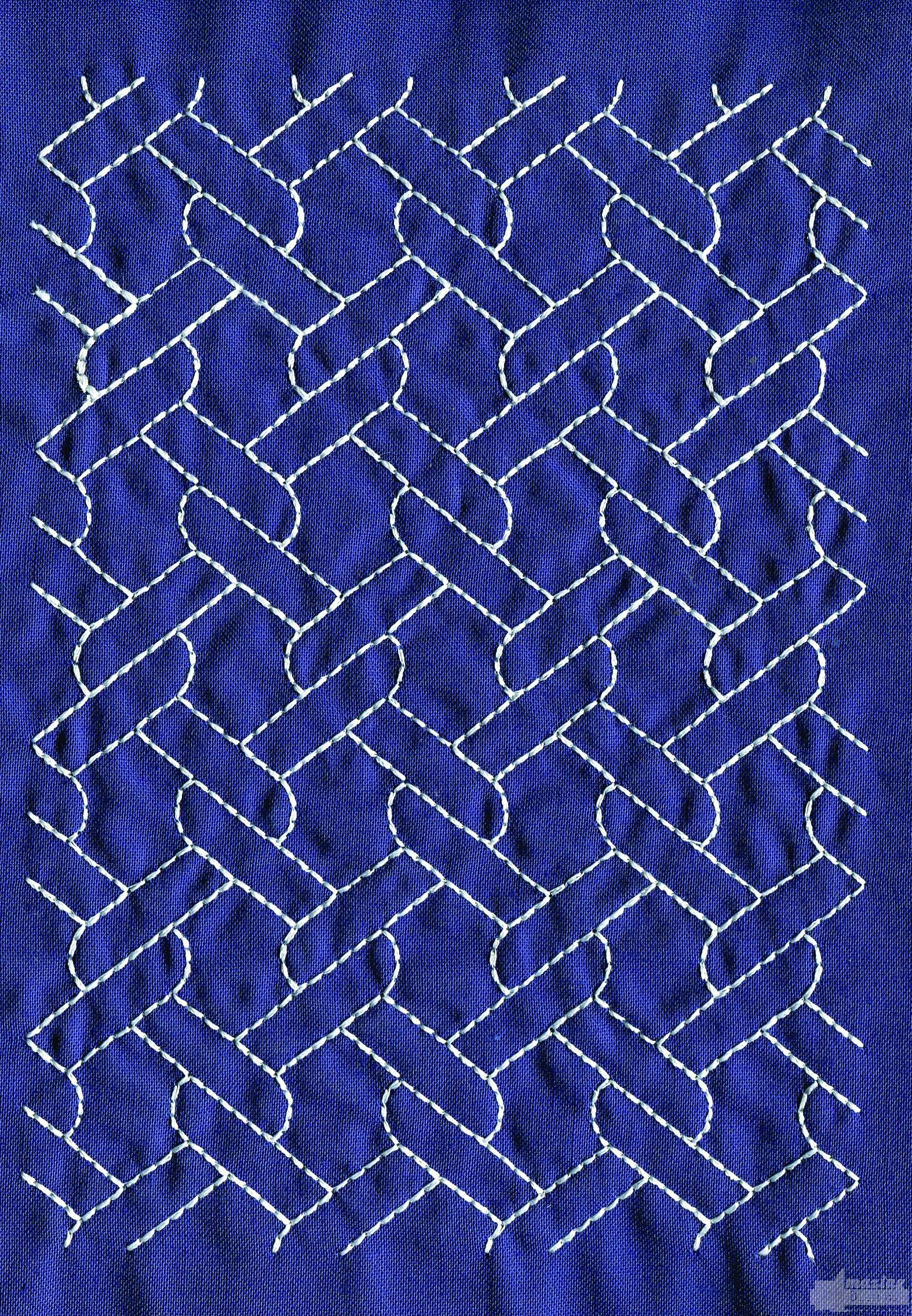 Sashiko Patterns Unique Decorating Design