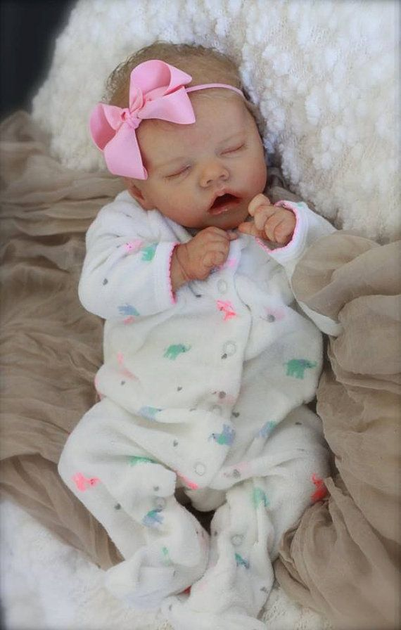 Custom Reborn Baby Newborn Doll Quot Twin A Quot By Bonnie Brown
