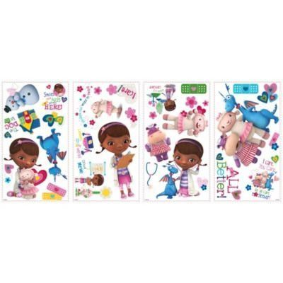 RoomMates Disney Doc McStuffins Peel and Stick Wall Decals