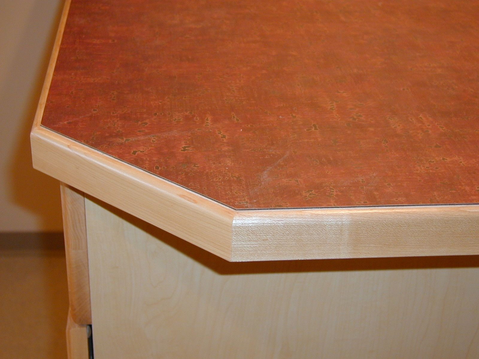 Kitchen Countertop Edge Molding