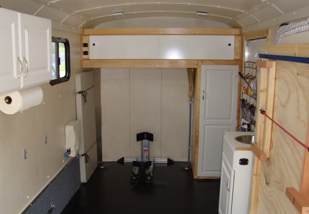 Enclosed Bed Google Search: Insulate A Cargo Trailer - Google Search