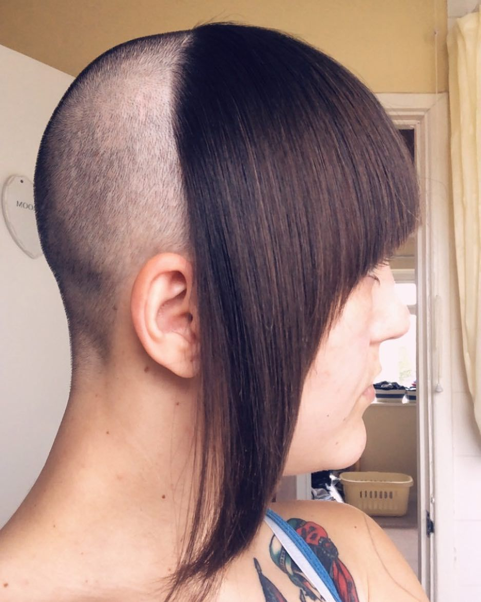 How to grow out a buzz cut without stressing the awkward in