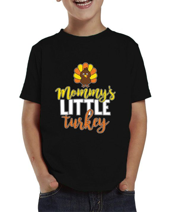 f0fe63baa3a Mommy s Little Turkey Thanksgiving Dinner Feast Turkey Feather Thankful  Cute Adorable Baby Present I