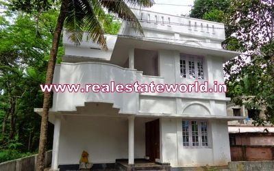 Kerala Real Estate Udayamperoor Real Estate 3 56 Cent 1379 Sqft 3 Bhk House For Sale Near Udayamperoor Thripunithura Real Estate Property Property For Sale