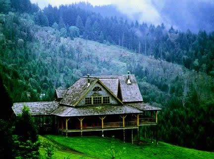 Bullock Log Homes Photos Of Handcrafted Dovetail Log Homes