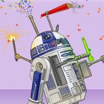 These Are The May 4 Ecards You Are Looking For Star Wars Happy Birthday Happy Birthday Boy Happy Birthday Wishes