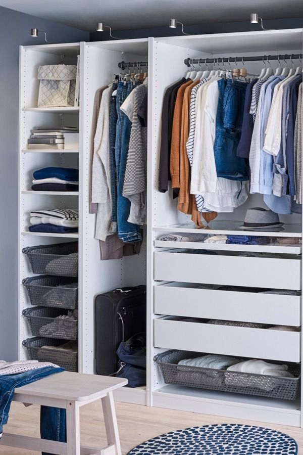 Create Your Perfect Wardrobe With Ikea Pax Fitted Wardrobes You