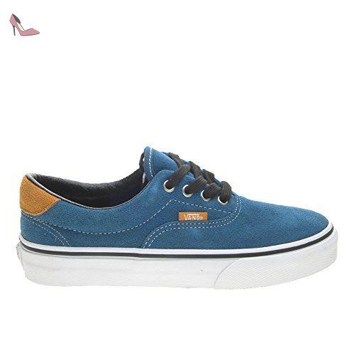chaussure vans garcon bleu