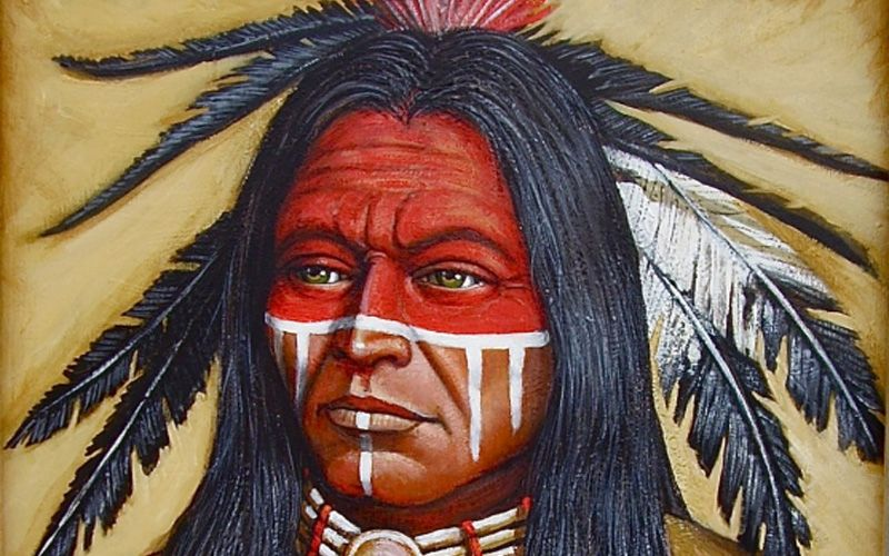 Image result for indian face paint native american face