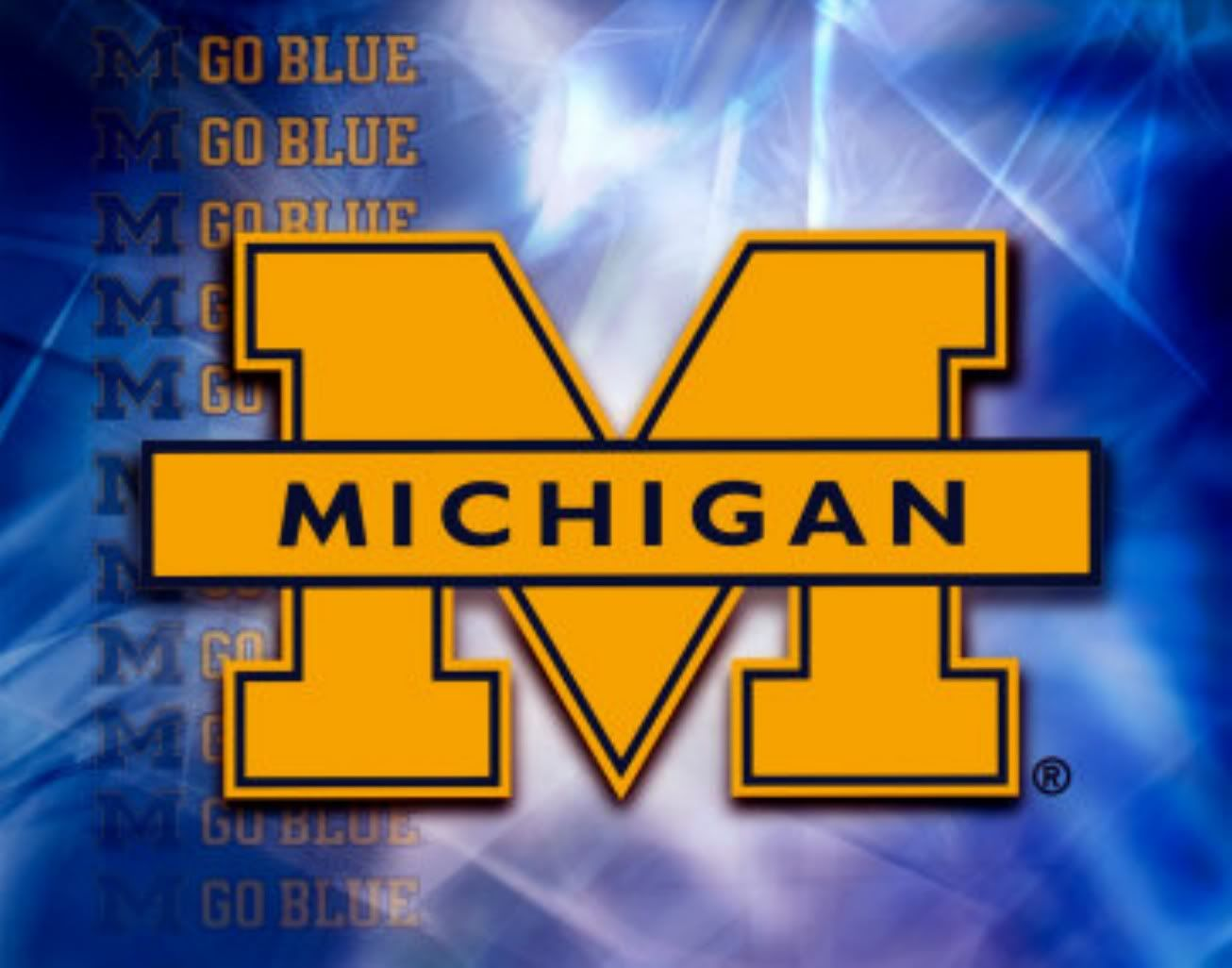 Michigan Football Michigan football, Go blue, Michigan