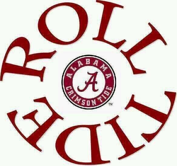 Roll Tide  Alabama Crimson Tide #rolltidealabama Roll Tide  Alabama Crimson Tide #rolltidealabama