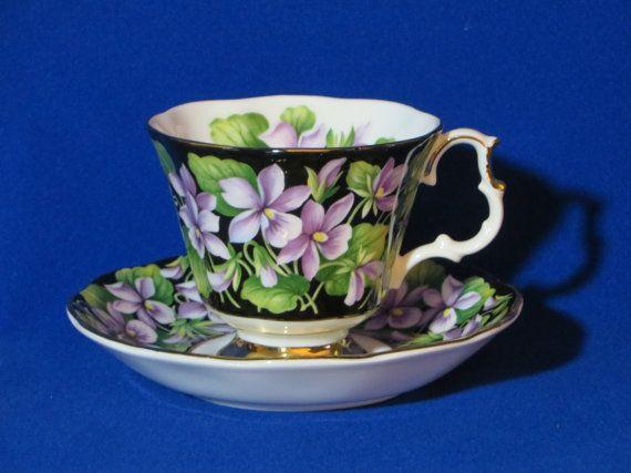 Royal Albert Provincial Flowers English Bone China Tea Cup ...