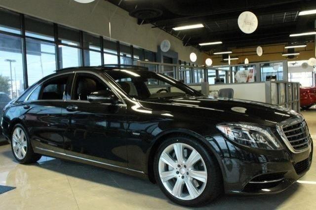 2014 MercedesBenz SClass S550 S550 4dr Sedan Sedan 4