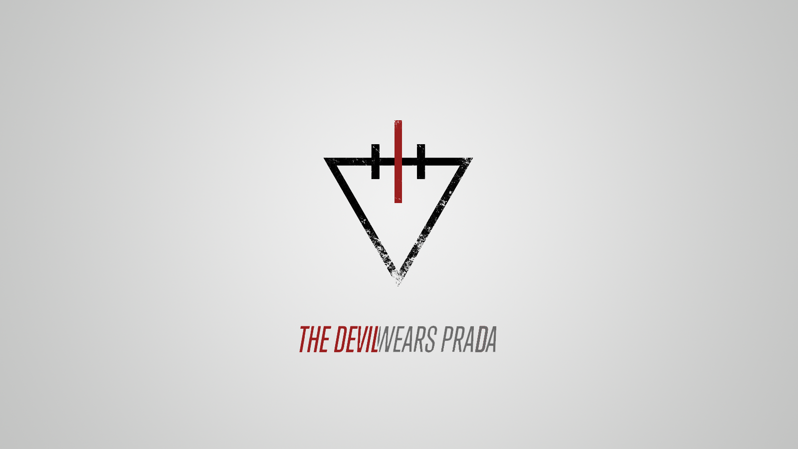 The Devil Wears Prada Logo Wallpaper Hd Desktop Background High Hd