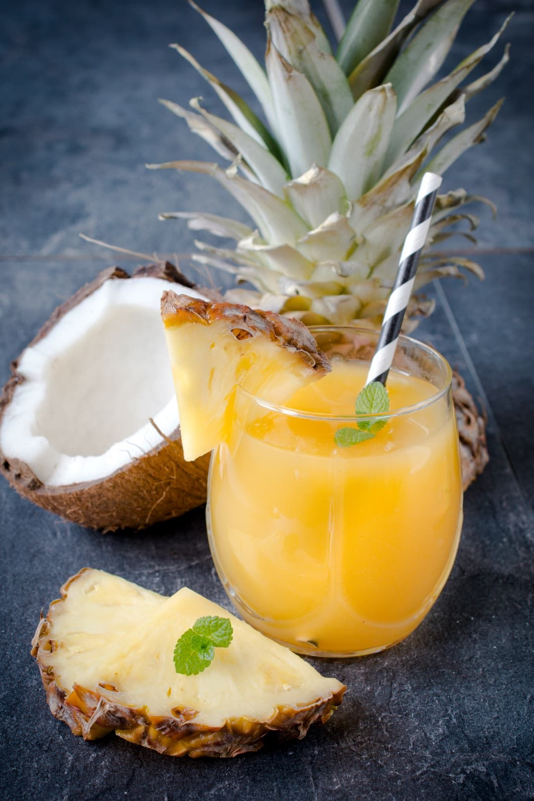 Bromelain Benefits for Skin Care Pineapple cocktail